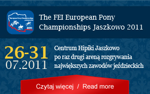 The FEI Europeans Pony Championships Jaszkowo 2011